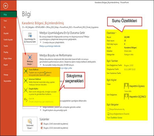 powerpoint-2013-ile-ses-ve-video-sikistirma-1